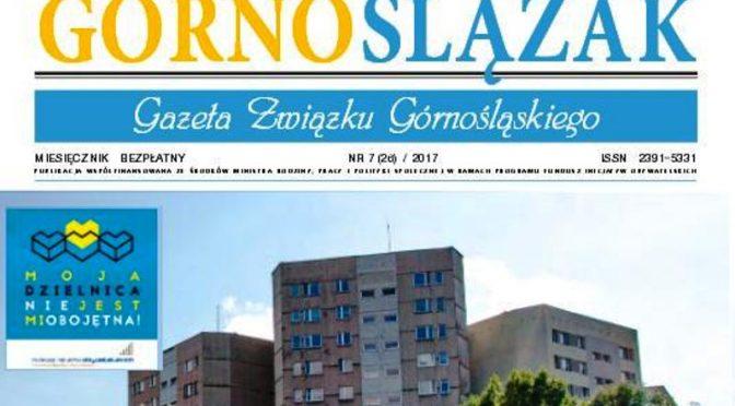 Nowy Numer Górnoślązaka o Piotrowicach i Ochojcu