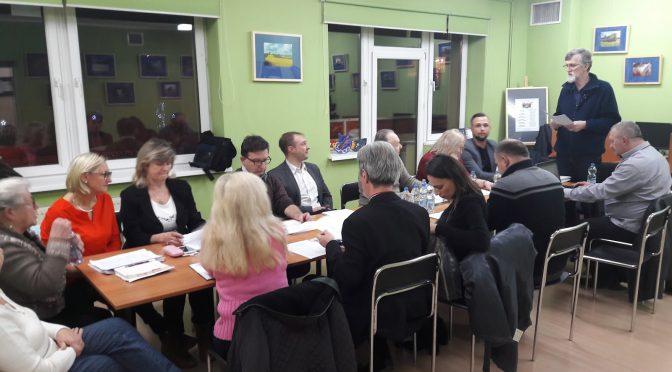 Spotkania Rady Jednostki 2018