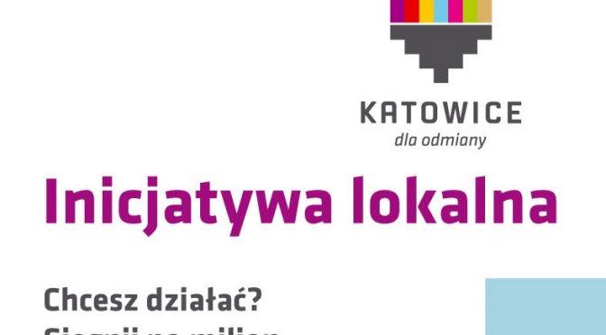 Inicjatywa lokalna 2021