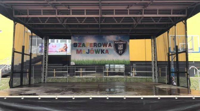 """""""Szaferowa Majówka"""" Festyn przy SP 27"""