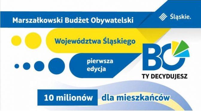 Marszałkowski Budżet Obywatelski
