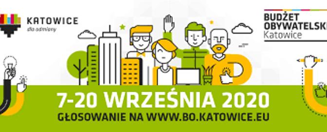 Ruszyło głosowanie na projekty w VII edycji Budżetu Obywatelskiego