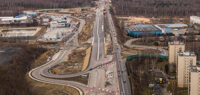 kolejna zmiana organizacji ruchu na skrzyżowaniu ul. Pszczyńskiej (DK 86)